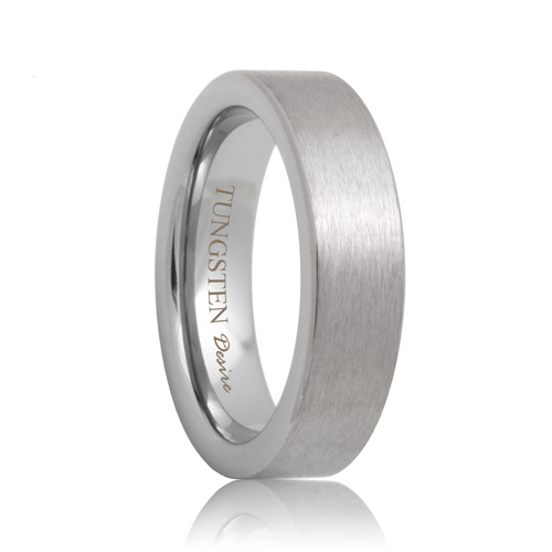 Tungsten Ring View Larger Image