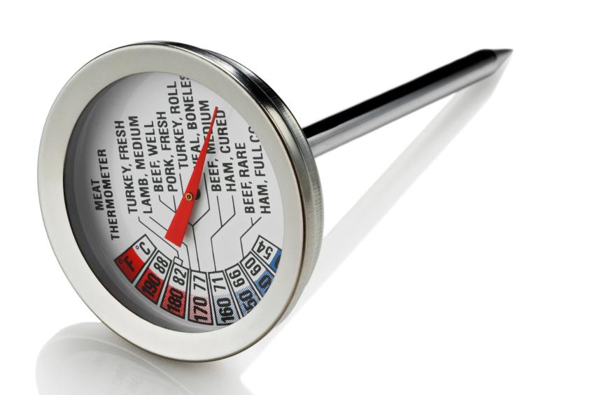 Tungsten Thermometer