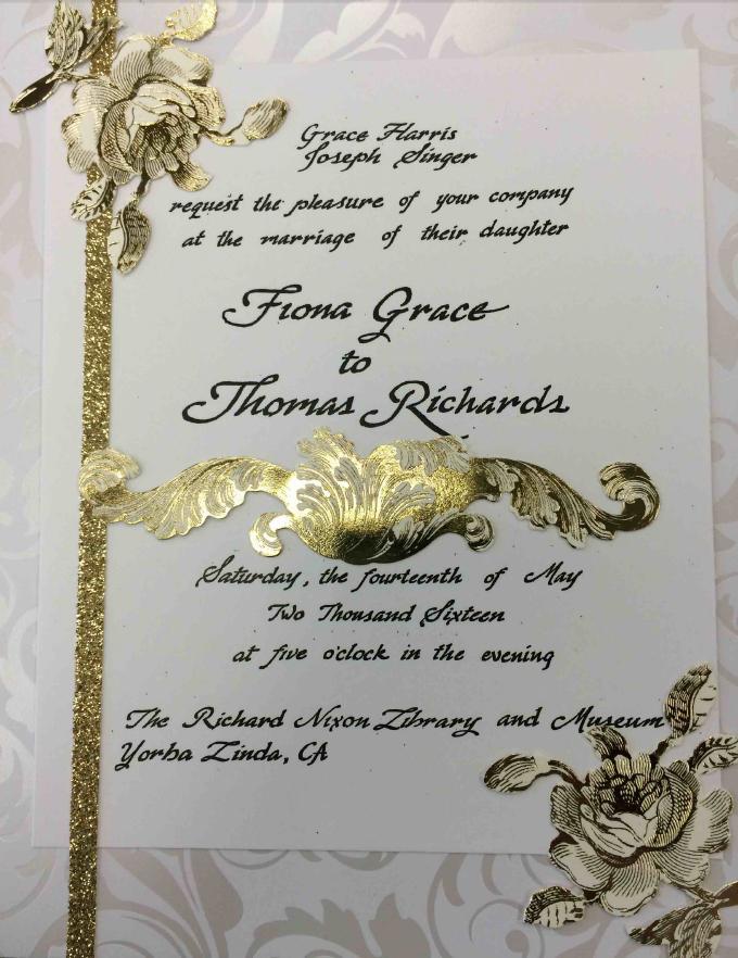 Wedding Invite 2