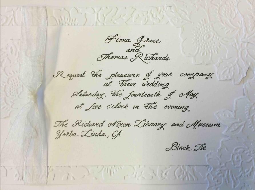 Wedding Invite 3